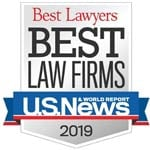 Best Lawyers Best Law Firms U S News & world Report 2016 badge